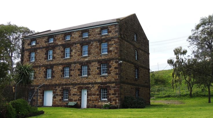 The Mill, Portarlington, now used as a museum which is open to the public. by JillB