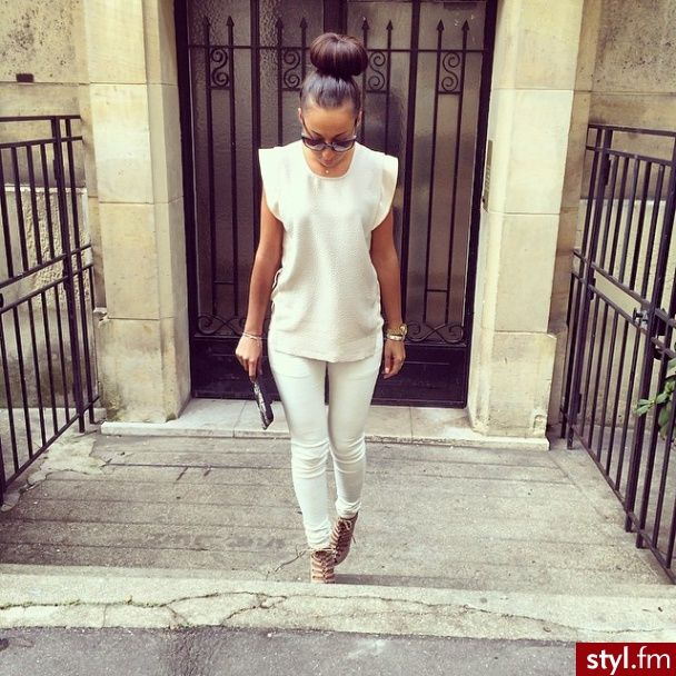 So me! Everyday style. Simple & chic