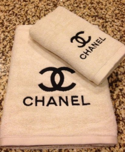 Chanel Towel: 42 Best Bath Towels Images On Pinterest