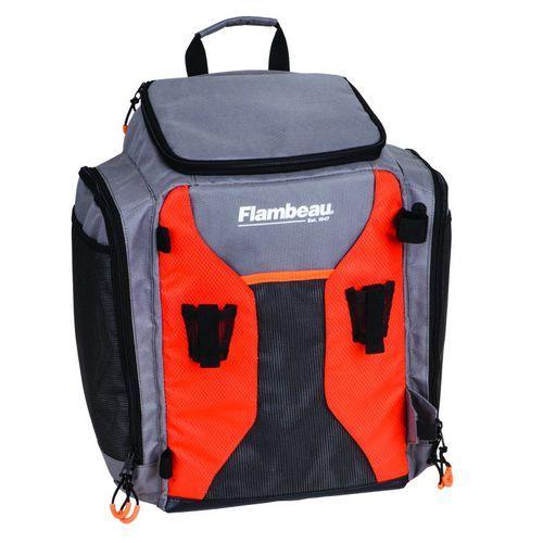 Flambeau Ritual Backpack Tackle Bag Orange Bright - Fishing Equipment, Soft Tackle Bags at Academy Sports
