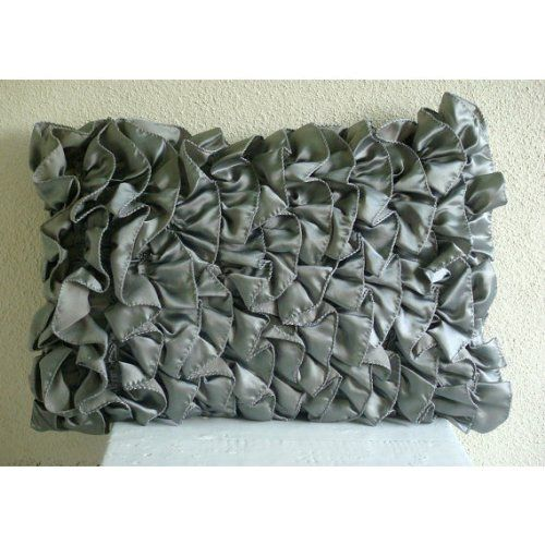 Vintage Gray Ruffles - 30x35 cm Rectangular/Lumbar Decora... https://www.amazon.co.uk/dp/B00J2CADFE/ref=cm_sw_r_pi_dp_x_l9YHyb62024BF