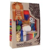 Ελληνική έκδοση Seedling φτιάχνω τις δικές μου χάρτινες κούκλες