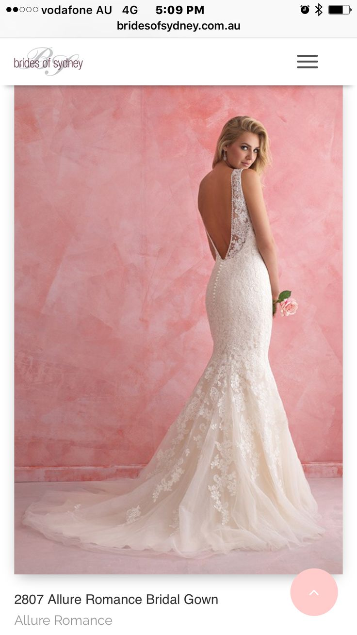 22 best Allure Bridals images on Pinterest | Short wedding gowns ...