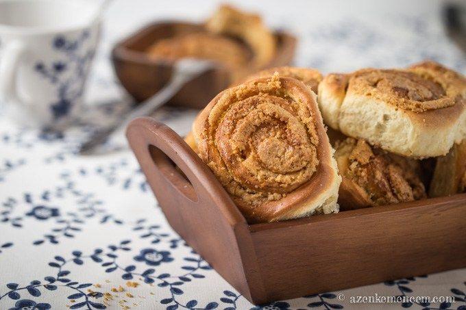Darászfészek - diós sütemény reggelire