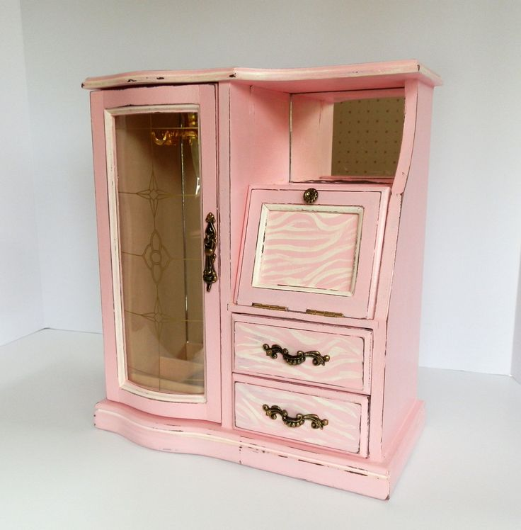218 best images about upcycled jewelry box on pinterest. Black Bedroom Furniture Sets. Home Design Ideas