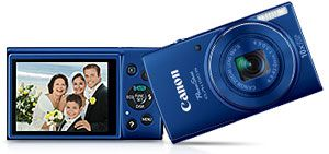 Select the Best point and shoot camera with a light weight design and compact body