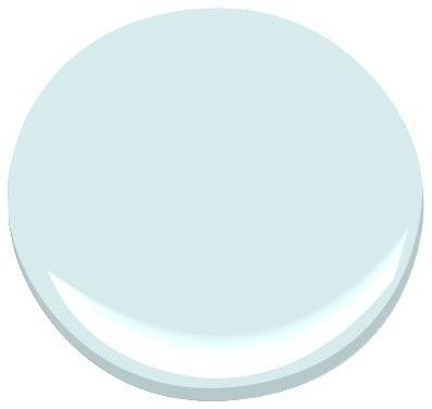 Morning Sky Blue 2053-70 Benjamin Moore Color Trends 2016 at Texas Paint