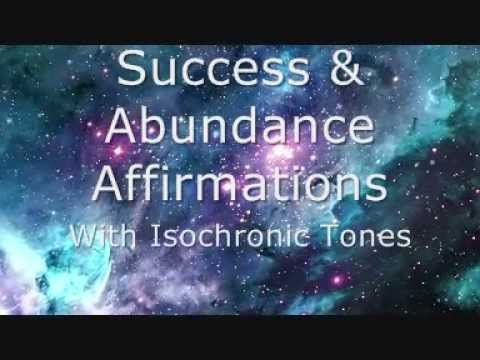 Law Of Attraction Positive Affirmations for Success & Abundance, Live A ...