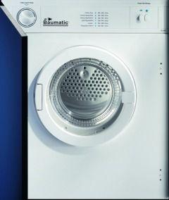 Baumatic Btd1 Built In Vented Dryer Dryer