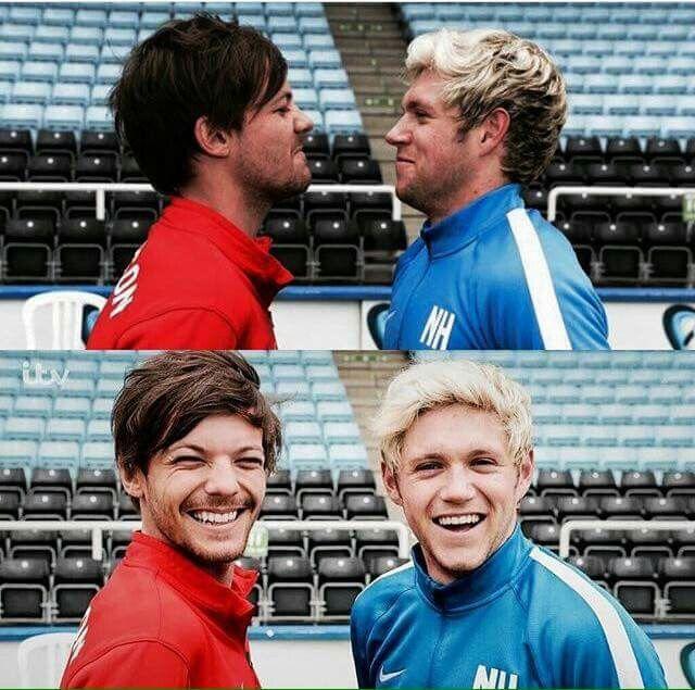 Louis & Niall ♥ - June 2016