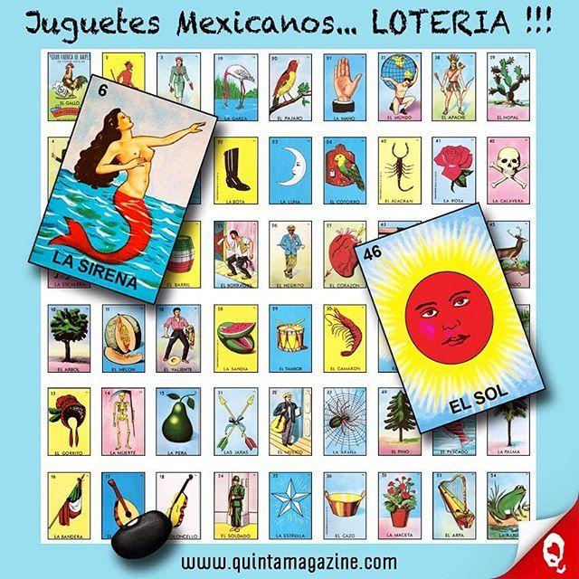 """LOTERÍA: Juguetes y juegos mexicanos #infografía  Mexican toys and games #infographic . La lotería, es un juego de azar que consta de un bonche de 54 cartas y un número indefinido de tarjetas llamadas """"tablas"""" con 16 de dichas cartas escogidas aleatoriamente. Cada vez que se extraiga una carta del bonche, ésta se anuncia y los participantes deben marcar esa carta en sus tablas si la tienen. El ganador será quien primero forme en su tabla la alineación que se haya especificado al inicio del…"""
