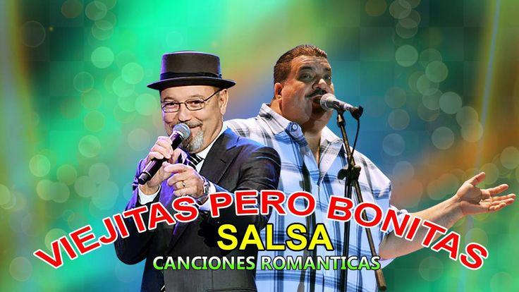 Viejitas Pero Bonitas Salsa Romantica Rubén Blades - Maelo Ruiz EXITOS S...