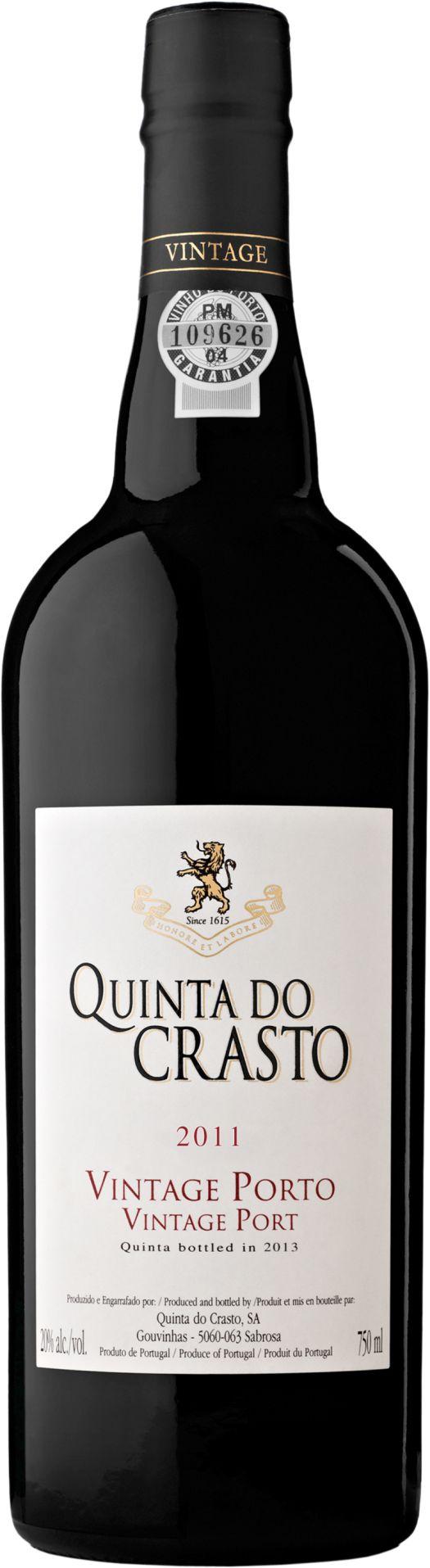 Quinta do Crasto Porto Vintage 2011 Quinta bottled in 2013
