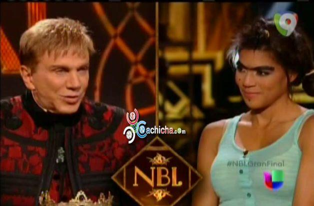 Palabras De Osmel Sousa A Francisca Lachapel Ganadora De Nuestra Belleza Latina #Video