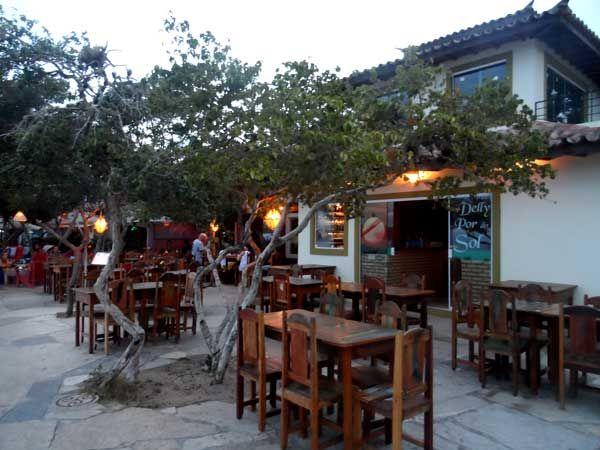 restaurante porto da barra buzios