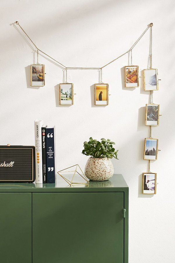 Urban Outfitters Francis Photo Frame Banner (Diy Photo Chambre)