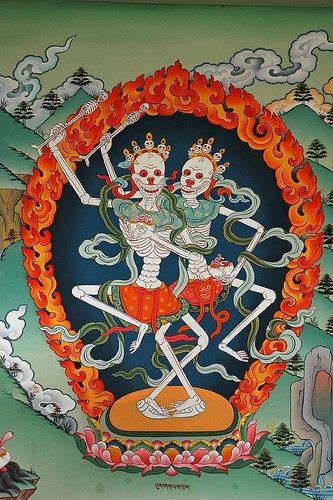 Tibetan Buddhist image