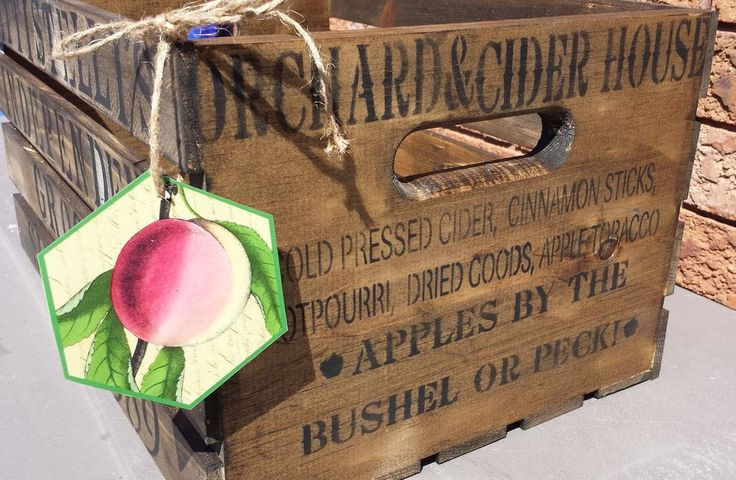CRATES/GIFT BASKETS