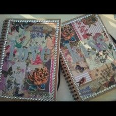 Notebook made by Fairypants in #Cheshire - £11.00