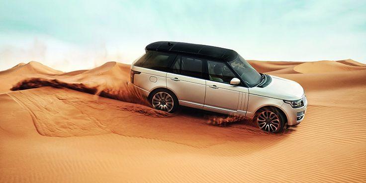 Land Rover UK (Range Rover Vogue)
