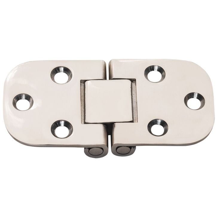 Whitecap Flush Mount 2 Pin Hinge