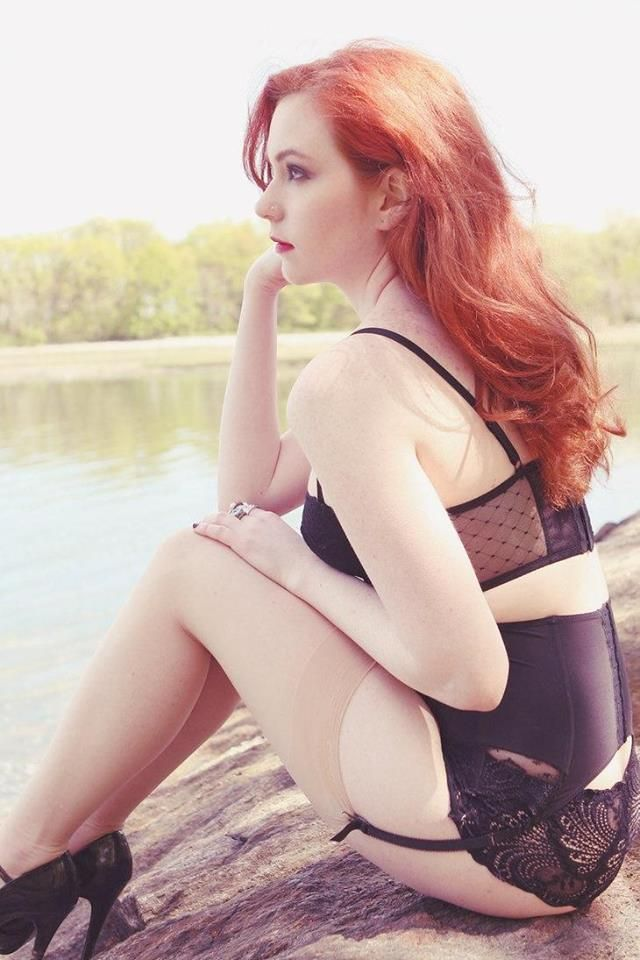 Redheads Lingerie 5