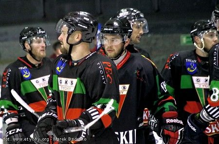 Hockey players GKS Tychy