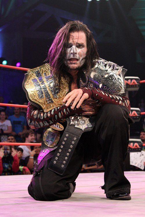 Tna Heavy Weight Champion Jeff Hardy