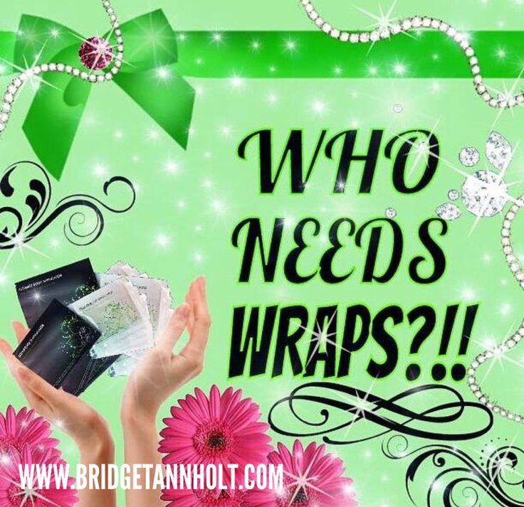 Wholesale pricing with my Loyal Customer programme. 40% discount for Wraps or Facial Hydrating Wraps, Stretch Mark cream or try our skincare range. www.BridgetAnnHolt.com