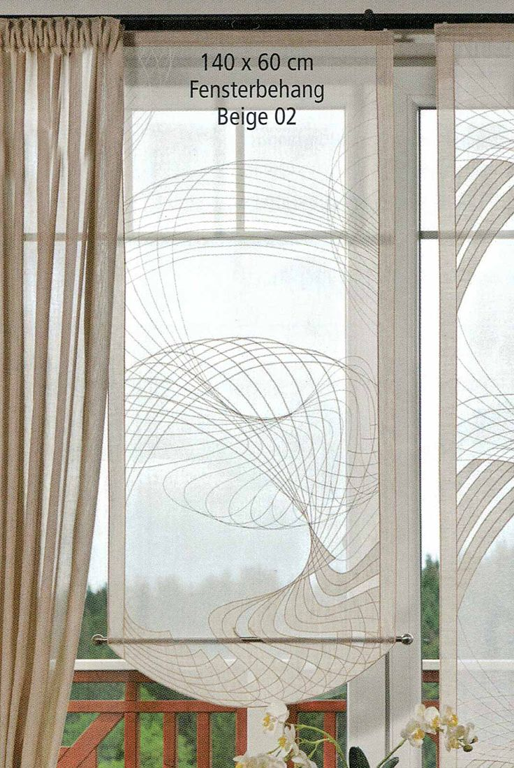 Moderne Fensterbehänge Viora - günstige Viora Spitzen Gardinen online kaufen