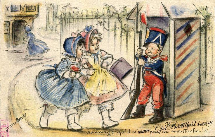 Germaine Bouret | Cartes Postales Anciennes | Page 2