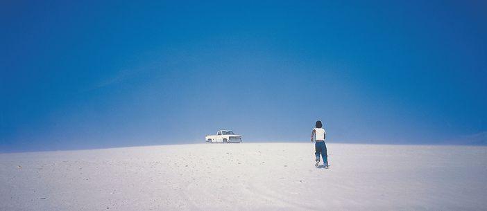 Javier Ramirez Limon, Altar Desert, 2000, photographs