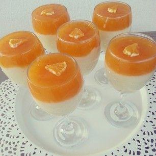 Irmikli, portakalli tatli