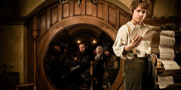 Martin Freeman i Hobbiten - En uventet reise