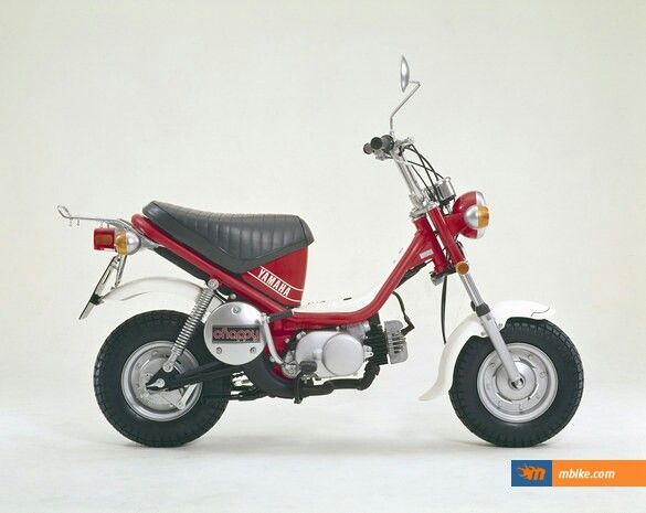 Yamaha LB80 Chappy
