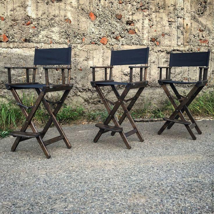 Купить Кресло режиссера ESPRESSO - кресло режиссера, стул режиссера, режиссерское кресло, режиссерский стул