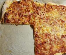 Rezept Glutenfreier Pizzateig schnell gemacht von nepalandmore - Rezept der Kategorie Backen herzhaft