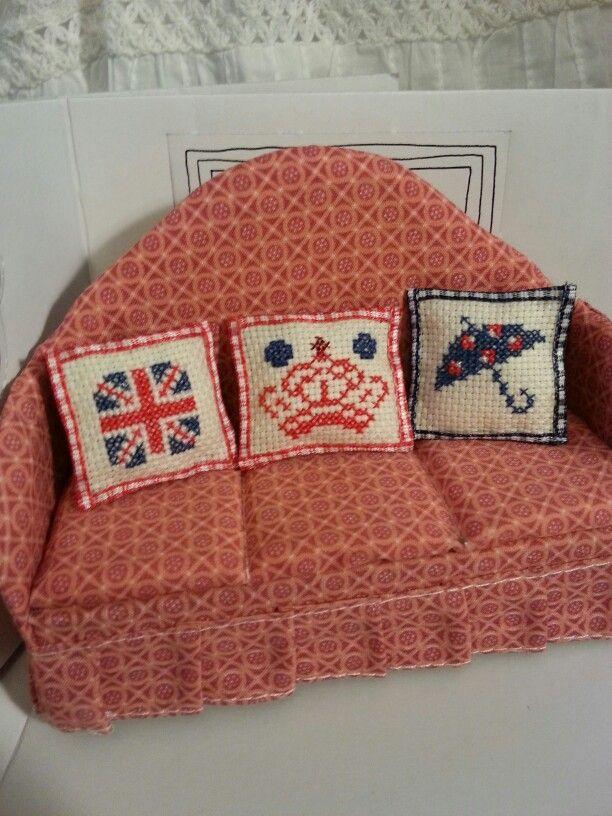 Cuscini inglesi