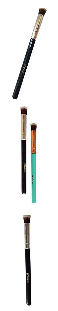 Small Makeup Brush. Mini Precision Flat Top Kabuki Brush - Mypreface Synthetic Small Flat Top Kabuki Makeup Brush Best for Acne and Undereye Blending for Maximum Coverage (Black).  #small #makeup #brush #smallmakeup #makeupbrush