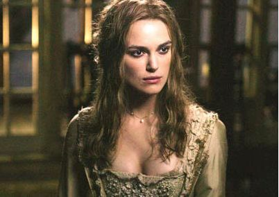 Elizabeth Swann (Pirates of the Caribbean) #ENFP