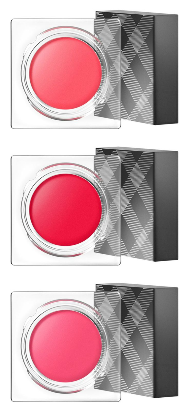 These shades are so perfect for spring | Burberry Beauty lip & cheek bloom.