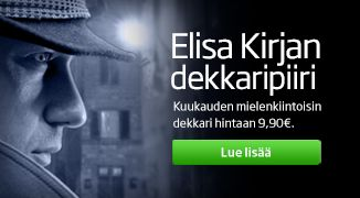 E-kirjat ja äänikirjat Suomen laajimmasta valikoimasta | Elisa Kirja