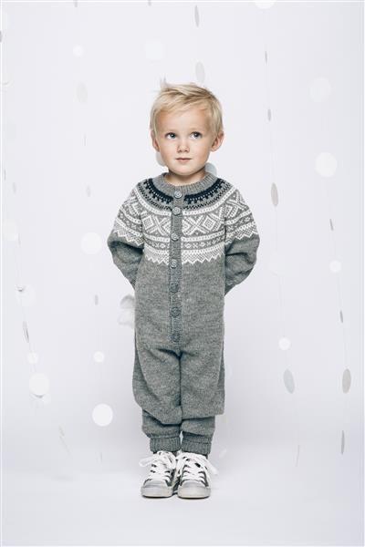 "Tema 38: Modell 13 ""Marius"" dress #norsk #klassiker #marius #strikk #knit"
