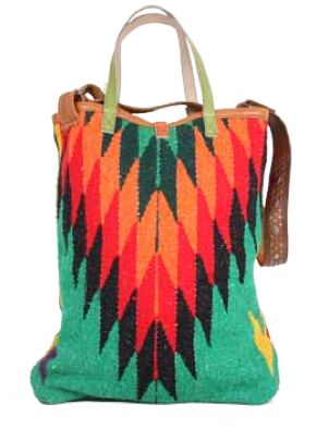 Vintage Mexican tote ~ seriously love this!