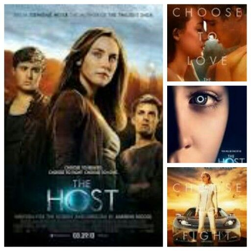 The host .. the aliens love story