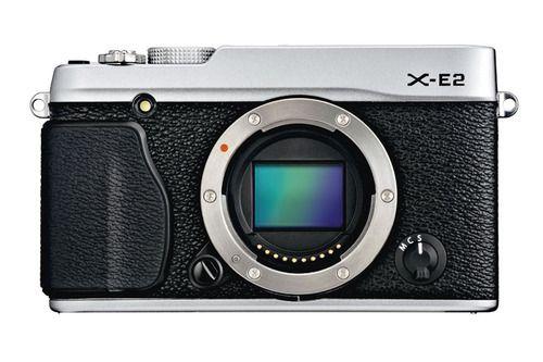 Fujifilm X-E2 Kamerahus Sølv