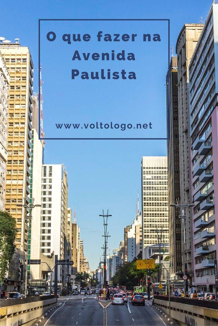 Dicas de atrações para conhecer na Avenida Paulista
