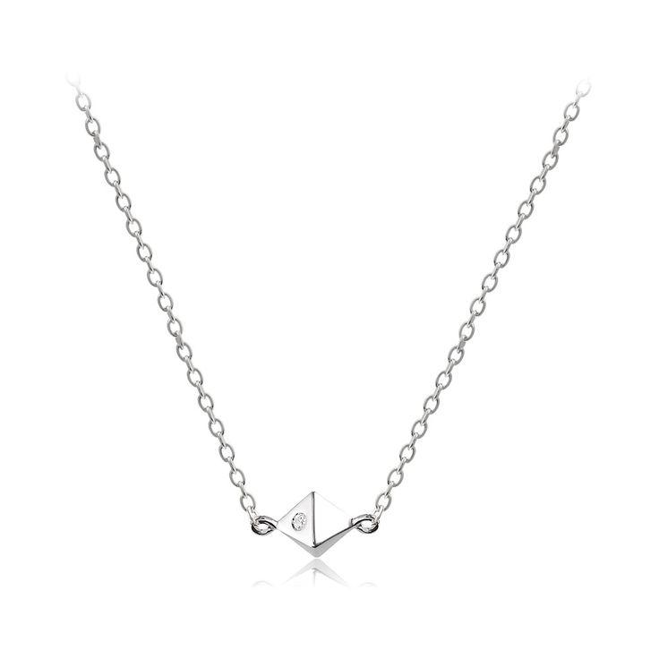 Fate Necklace in Sterling Silver - GITTE SOEE Jewellery - Danish Design