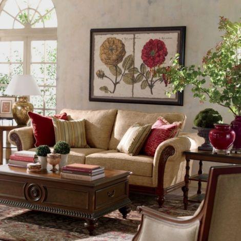 27 Best Ethan Allen Vintage Images On Pinterest Homes Living Room Shop And Family Room