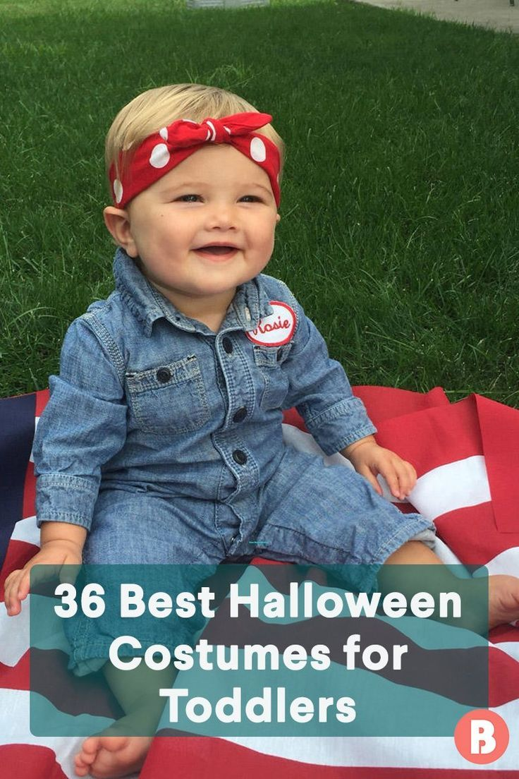 2020 Toddler Halloween Costumes 41 Best Toddler Halloween Costumes of 2020   Halloween costume